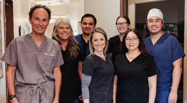 golden triangle dentistry team